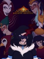 COLLAB! Sphinx: Broken Destiny by Norvadier
