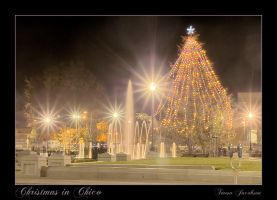Christmas in Chico by kalany