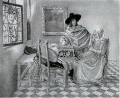 Vermeer by D17rulez