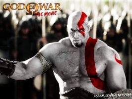 Real Life Kratos by DoooM