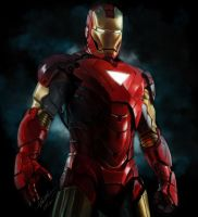 Iron Man by Bya-Bya