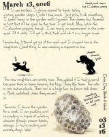 Wasp Nest Journal by ursulav
