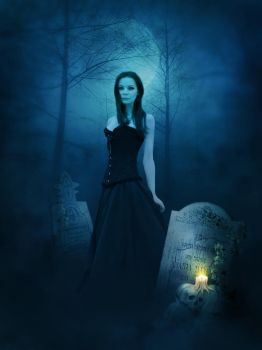 Night Shade by Melanie-Howle-H