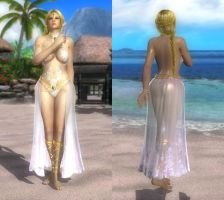 My favorite DOA costumes (Showstoppers Helena) by DoAfanboi