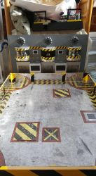 Robot Wars Arena Model by LouTheFatCat