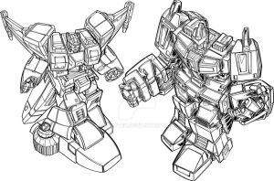 topspin and twintwist g1 by kluyten