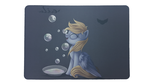 Mouse Pad - Derpy with her CM by Art-N-Prints