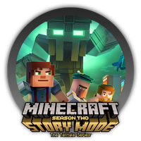 Minecraft Story Mode Season Two - Icon by Blagoicons