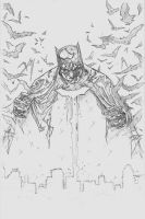 Batman Cover by thisismyboomstick