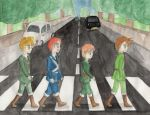 APH - Abbey Road by lillilotus