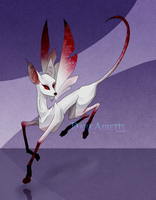 Cat of White by AmetisTenebris