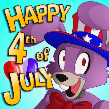 Happy 4th of July! by TonyCrynight