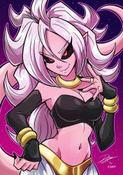 Android 21 by Kraus-Illustration