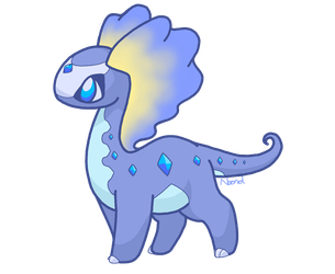 Aurorus by Supercyborgdino