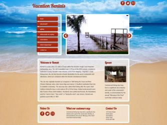 Kemah holiday home rental by datamouse