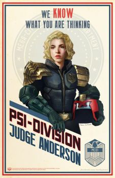 Judge Anderson by merkymerx