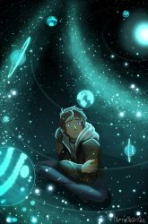 Homesick Lance by NiftyNightOwl