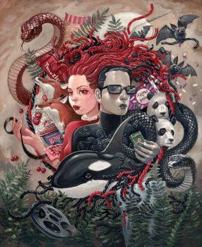 Licorice by jasinski