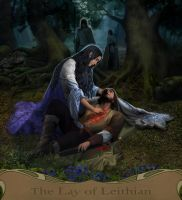 Beren and Luthien by steamey
