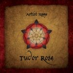 Tudor Rose CD Cover by Corvinerium