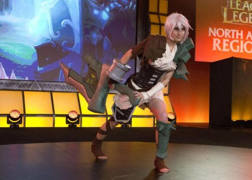 Riven @ PAX Prime by SoftBells