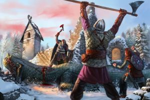 Viking Victorious by Rhineville