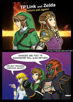 Super Smash Twilight Princess by Lethalityrush