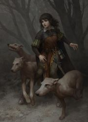 Hecate by BilberryCat
