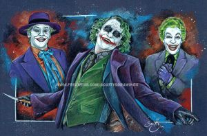 Joker's Wild (2014) by scotty309