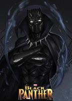 Rise Of Wakanda Spirit by SaifuddinDayana