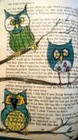 OWLS by Onceuponatime360
