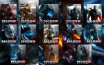 Mass Effect 3 Game Icon Pack by Zakafein