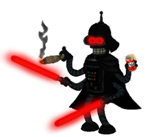 Darth Benderous1 by Naarok0fKor