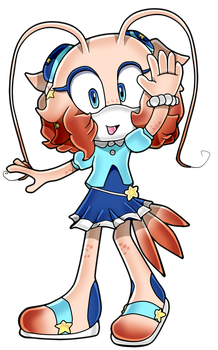CP: Molly by quickfoxjumper