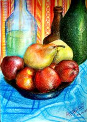 Fruit Bowl by Ramira