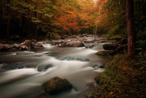 Smoky Mountains by ChlorineDream86