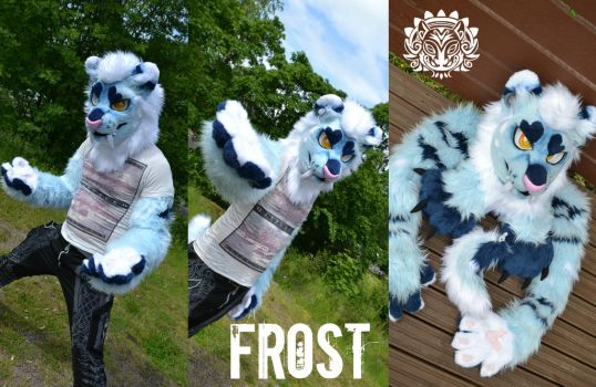 Frost the saber - partial by RaviTheBlueTiger