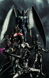 X Force3 by leseraphin