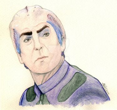 Dr. Lazarus played by Alan Rickman by Hakete