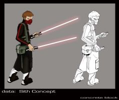 Sith Battle Concept 2 by DATAone