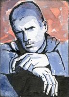 wentworth miller by cowpatface