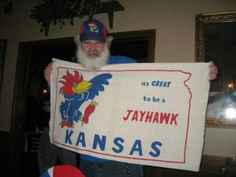 It's Great to be a JAYHAWK ! by JhawkR2010