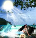 Mermaid's Serenity!... by cyberkisses