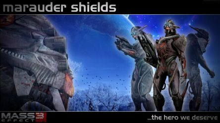 Marauder Shields by Mixermike622