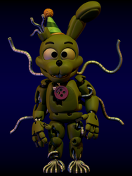 Adventure Sprinnard Completed by TheCosmicMonitor
