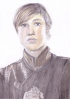 Peter Pevensie Drawing by Narniakid