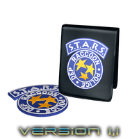 S.T.A.R.S. Badge and Emblem by DecanAndersen