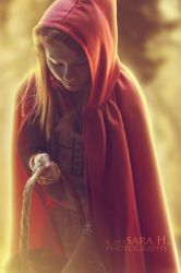 Red Riding hood - IV by sara-hel