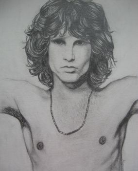 Jim Morrison by AwesomeNickname
