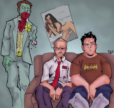 Shaun of the Dead by jdub-lx2p
